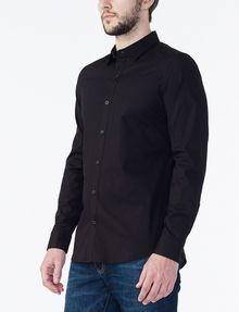 ARMANI EXCHANGE Stretch Slim-Fit Shirt Long sleeve shirt Man d