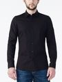 ARMANI EXCHANGE Stretch Slim-Fit Shirt Long sleeve shirt Man f