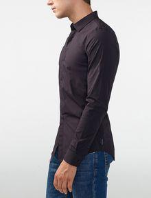 ARMANI EXCHANGE Super-Slim Fit Shirt Long sleeve shirt Man d