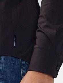 ARMANI EXCHANGE Super-Slim Fit Shirt Long sleeve shirt Man e