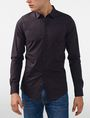 ARMANI EXCHANGE Super-Slim Fit Shirt Long sleeve shirt Man f