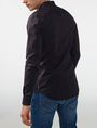 ARMANI EXCHANGE Super-Slim Fit Shirt Long sleeve shirt Man r