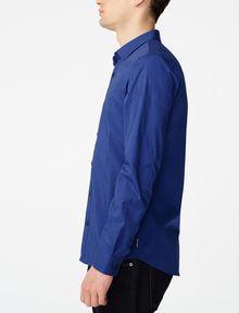 ARMANI EXCHANGE Stretch Slim-Fit Shirt Long sleeve shirt [*** pickupInStoreShippingNotGuaranteed_info ***] d