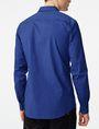 ARMANI EXCHANGE Stretch Slim-Fit Shirt Long sleeve shirt [*** pickupInStoreShippingNotGuaranteed_info ***] r