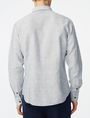 ARMANI EXCHANGE Solid Linen Button-Down Shirt Long sleeve shirt U r