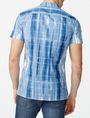 ARMANI EXCHANGE Watermark Short-Sleeve Shirt Short sleeve shirt U r