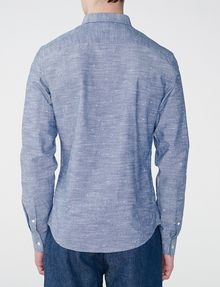 ARMANI EXCHANGE Chambray Slub Shirt Long sleeve shirt U r
