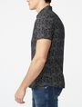 ARMANI EXCHANGE Short-Sleeve Negative Space Shirt Short sleeve shirt U d