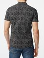 ARMANI EXCHANGE Short-Sleeve Negative Space Shirt Short sleeve shirt Man r