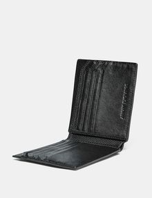 ARMANI EXCHANGE Debossed Billfold Wallet U d