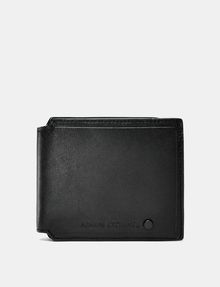 ARMANI EXCHANGE Debossed Billfold Wallet U f