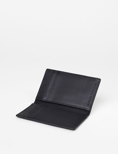 ARMANI EXCHANGE Folding Logo Cardcase Man retro