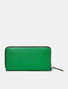ARMANI EXCHANGE Pop Color Wristlet Wallet Wallet Woman r