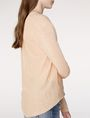 ARMANI EXCHANGE Lightweight Sheer Cardigan Cardigan Woman e