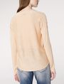 ARMANI EXCHANGE Lightweight Sheer Cardigan Cardigan Woman r
