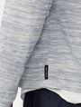 ARMANI EXCHANGE Variegated Stripe Cardigan Cardigan Man e