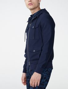 ARMANI EXCHANGE Full-Zip Utility Jacket Zip-up Man d