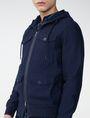 ARMANI EXCHANGE Full-Zip Utility Jacket Zip-up Man e