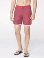 ARMANI EXCHANGE Tonal Microprint Swim Short Swim Short U f