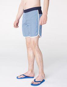 ARMANI EXCHANGE Tonal Microprint Swim Short Swim Short Man d