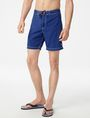 ARMANI EXCHANGE Double-Stitch Swim Trunk Swim Trunk U f