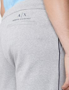ARMANI EXCHANGE Signature Piping Short Jogger Short U e