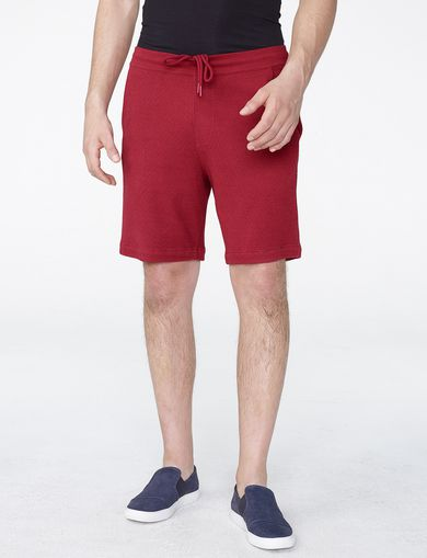 ARMANI EXCHANGE Jacquard Drawstring Short Man front