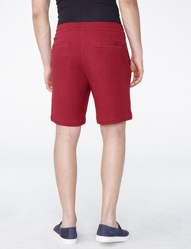 ARMANI EXCHANGE Jacquard Drawstring Short Man retro