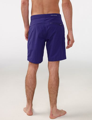 ARMANI EXCHANGE Utility Swim Trunk Man retro