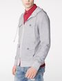 ARMANI EXCHANGE Full-Zip Utility Jacket Zip-up U d