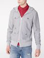 ARMANI EXCHANGE Full-Zip Utility Jacket Zip-up U f