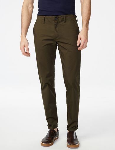 ARMANI EXCHANGE Classic Slim Chino Man front