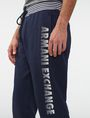 ARMANI EXCHANGE Striped Logo Sweats Jogger U e