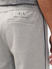 ARMANI EXCHANGE Signature Piping Pant Jogger U e