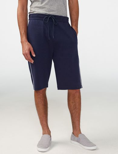 ARMANI EXCHANGE Signature Piping Short Man front