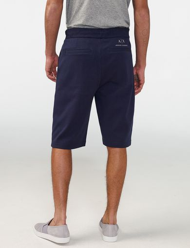 ARMANI EXCHANGE Signature Piping Short Man retro