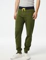ARMANI EXCHANGE Colorblock Drawstring Jogger Jogger Man f