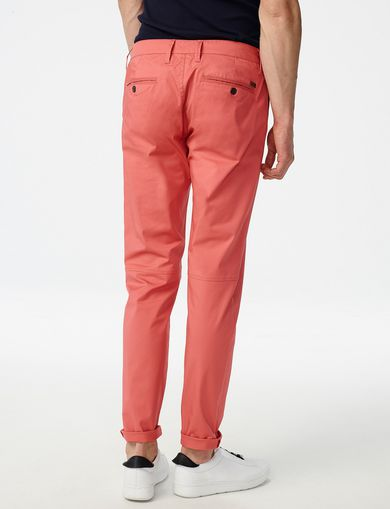 ARMANI EXCHANGE Classic Slim Chino Man retro