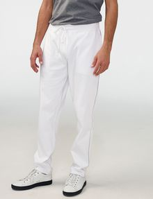 ARMANI EXCHANGE Signature Piping Pant Jogger U f
