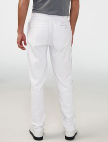 ARMANI EXCHANGE Signature Piping Pant Jogger Man r