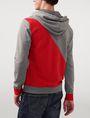 ARMANI EXCHANGE Short-Sleeve Stripe Henley Zip-up [*** pickupInStoreShippingNotGuaranteed_info ***] r