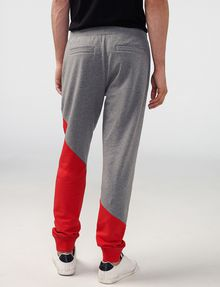 ARMANI EXCHANGE Diagonal Colorblock Logo Pants Jogger [*** pickupInStoreShippingNotGuaranteed_info ***] r