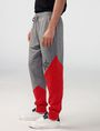 ARMANI EXCHANGE Diagonal Colorblock Logo Pants Jogger U d