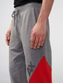 ARMANI EXCHANGE Diagonal Colorblock Logo Pants Jogger U e