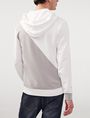 ARMANI EXCHANGE Short-Sleeve Stripe Henley Zip-up U r
