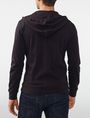 ARMANI EXCHANGE A|X Signature Track Jacket Hoodie Zip-up Man r