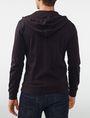 ARMANI EXCHANGE A|X Signature Track Jacket Hoodie Zip-up U r