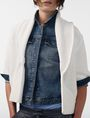 ARMANI EXCHANGE Draped Shawl-Collar Sweater Cardigan D e