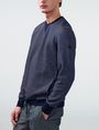 ARMANI EXCHANGE Drawcord Hem Sweatshirt Pullover Man d