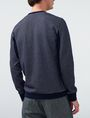 ARMANI EXCHANGE Drawcord Hem Sweatshirt Pullover Man r